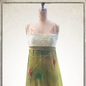 """Style """"In Paris"""" Proof of Miracles- This Dress is an Example of True Transformation."""